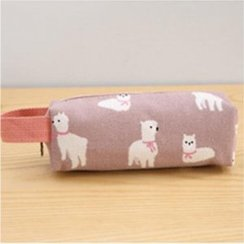 Novelty Zippered Cosmetic - Pencil Case