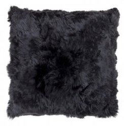 Baby Alpaca Fur Pillow Case, 18-20''