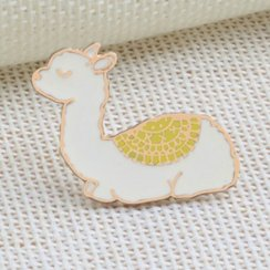 Cute Alpaca Pins