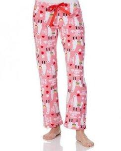 Micro-Fiber Llama-Alpaca Pajama Pant