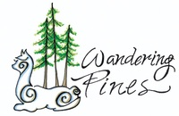 Wandering Pines Ranch - Logo