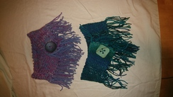 Photo of Fringed Scarves