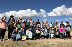 Photo of 3/31 Paint Class - Make a Masterpiece