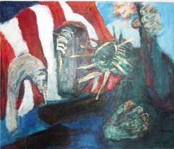 Photo of In Memoriam 9-11. United Her Art Here