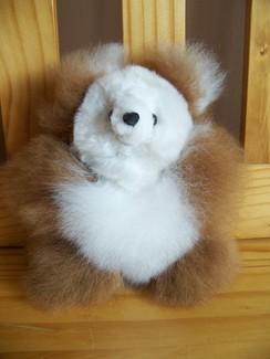 """6"""" stuffed teddy bear"""