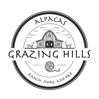 Grazing Hills Alpaca Ranch - Logo