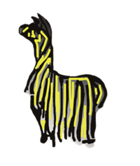 Suri Select Alpaca Ranch - Logo