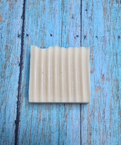 Homemade Goat's Milk Soap