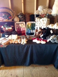Lots of Alpaca Yarn