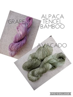 Photo of Hand Dyed Yarn Various Colors and weight