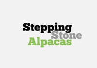 Stepping Stone Alpacas - Logo