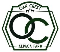 Oak Crest Alpacas and more - Logo