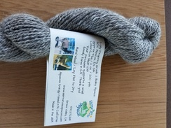 Photo of Yarn: Orion's Silver Knight 2-ply finger