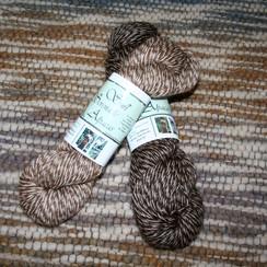 Tri-Color Suri Serenade Alpacas Yarn