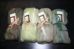 Handmade Alpaca Art Batts 1