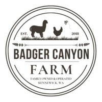 Badger Canyon Farm - Logo