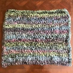 Alpaca Hand-Crocheted Rug