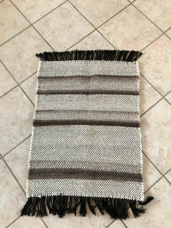 Photo of Handwoven Alpaca Rug