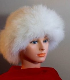 Alpaca Fur Hat