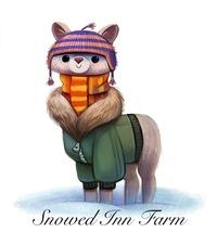 Snowed Inn Farm - Logo