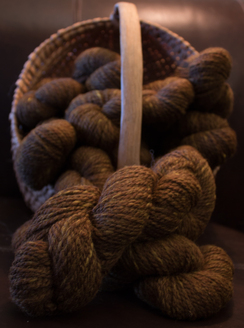 Photo of Alpaca Blend Semi Bulky: Rustic Autumn
