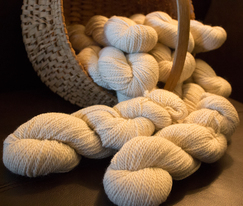 Photo of 100% Alpaca Worsted Yarn - Lily