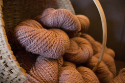 Photo of Alpaca Blend Worsted Yarn Nazca Matrix