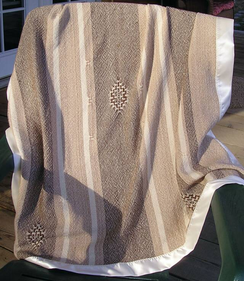 Photo of Handwoven Heirloom Throw