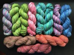 Photo of Hand Painted Yarn, Yes You Can!