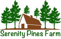 Alpacas of Serenity Pines Farm  - Logo