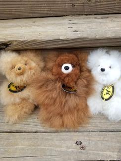 Small alpaca toys