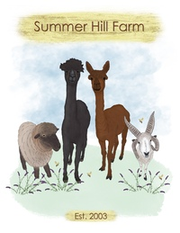 Summer Hill Farm - Logo