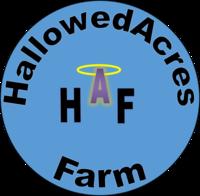 Hallowed Acres Farm - Logo