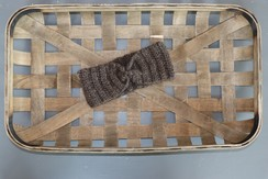 Photo of Blended Crochet Bow Headband