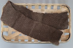 Photo of 100% Baby Yak Down Knit Scarf, Style 2