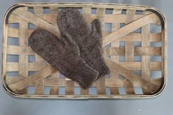 Blended Mittens, Size Large