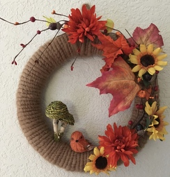 Photo of Fall Wreath