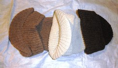Hat - with brim