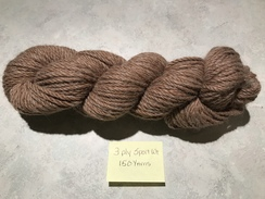 Rose gray yarn