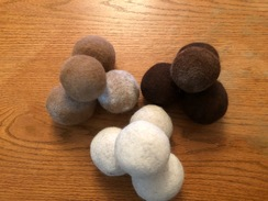 Photo of Dryer Balls - 3 balls