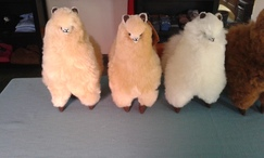 Photo of Stuffed Alpaca 9""