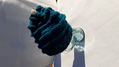 Photo of Ponytail Hat/Cowl