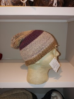 Photo of Assorted Handmade Alpaca Toboggan