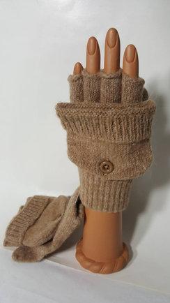 Photo of Alpaca Fingerless Gloves