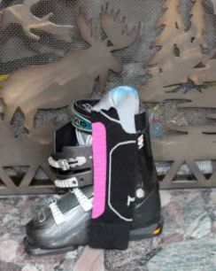 Photo of Skier Socks