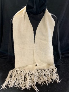 Photo of Woven Suri Alpaca Scarf  14