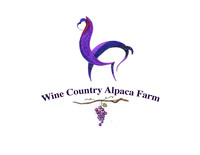 Wine Country Alpaca Farm - Logo