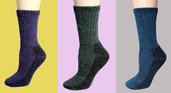 Photo of Survival Socks - Bold Colors