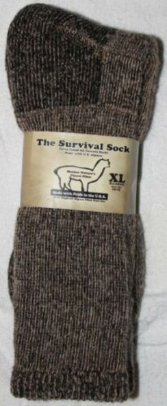 Alpaca Survival Socks