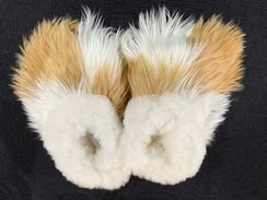Photo of PREMIUM Baby Suri Fur Fuzzy Slippers 1